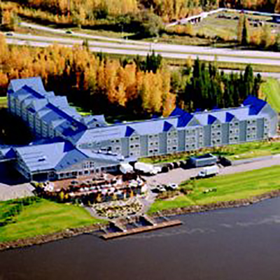 Princess Hotel, Fairbanks, AK-2